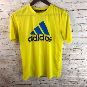 Adidas Climalite Logo Tee Shirt